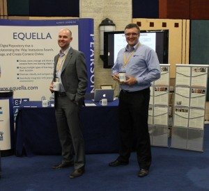 EQUELLA team at MootUK11