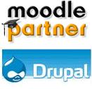 Moodle Drupal