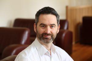 Photograph of Mark Glynn