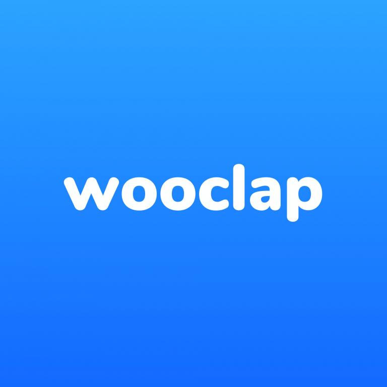 Wooclap logo