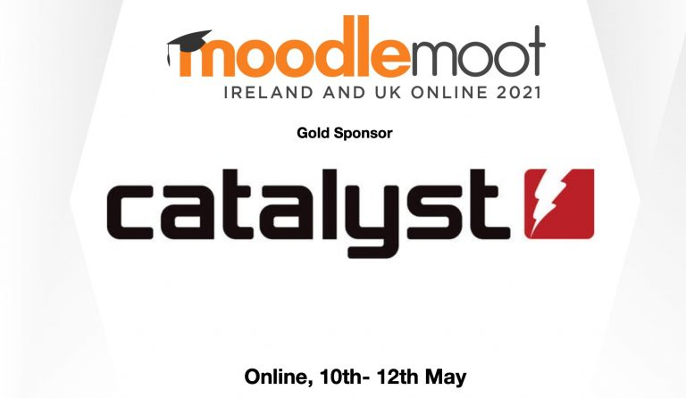 Catalyst Gold Sponsor Logo Graphic